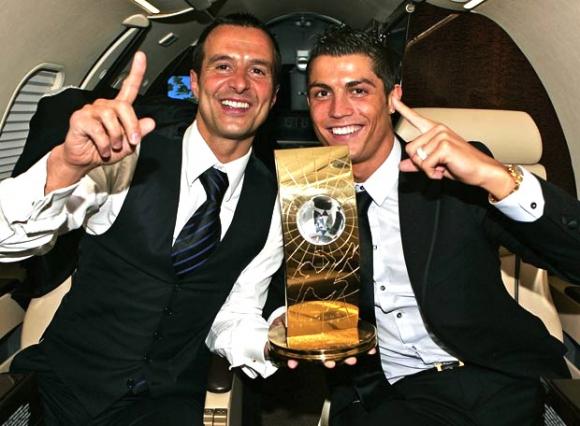 Жорже Мендеш: Цената на Роналдо? Един милиард!