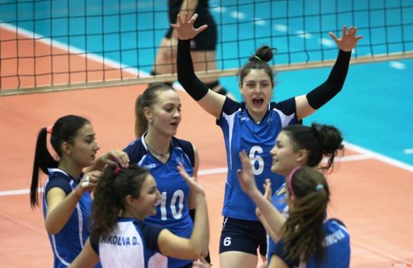 Женският клубен волейбол се подновява с Купата на България