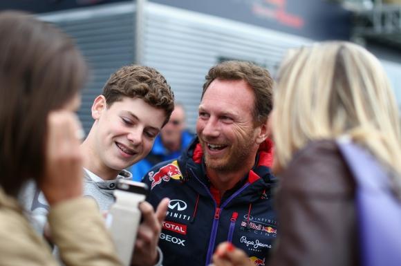Синът на Ейдриън Нюи ще кара със сина на Шумахер в ADAC Ф4