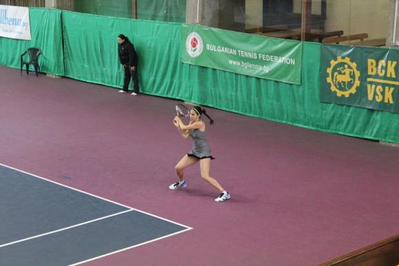 Шиникова се класира за втория кръг в Ел Кантауи