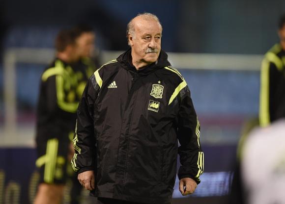 Висенте Дел Боске  спира с треньорството след изтичане на договора му с Испания