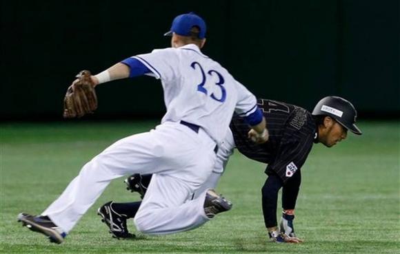 Япония и Европа си размениха по една победа в името на бейзбола