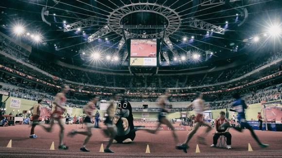 Защото в Чехия атлетиката е на почит