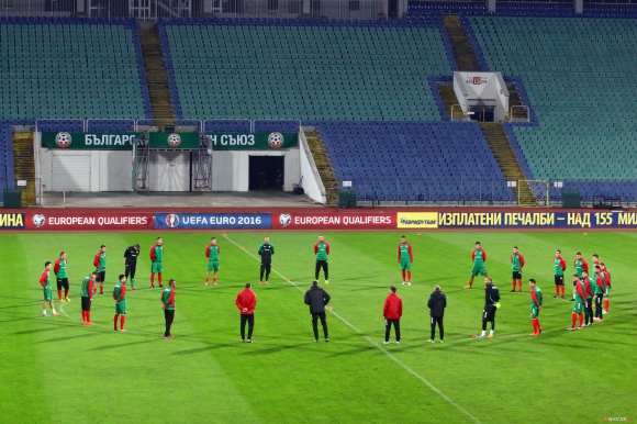 България падна с едно място в класацията на ФИФА, Испания излезе от топ 10