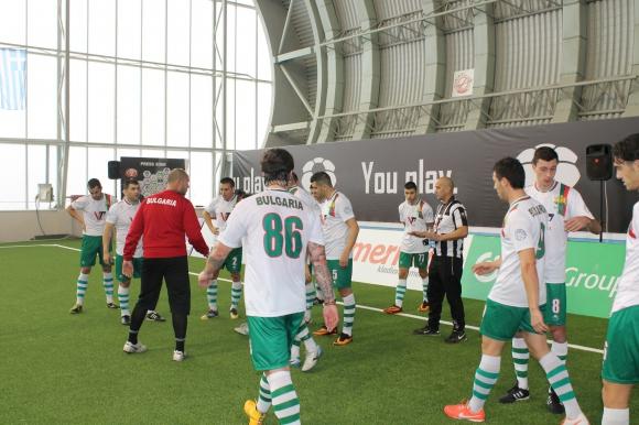 Жребият за ШЛ по мини-футбол в България е изтеглен