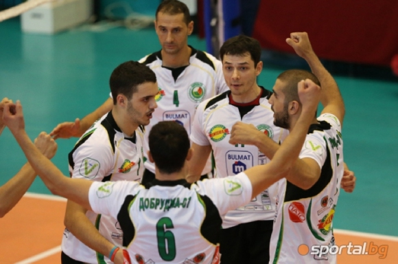 Добруджа на победа от полуфинал след 3:0 срещу Левски Боол