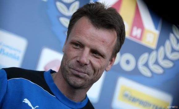 Елин Топузаков: Направихме ЦСКА втори, защото винаги играем за победа