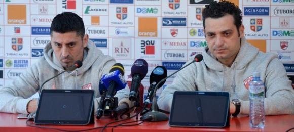 Динамо (Букурещ) пак опря до Флавиус Стойкан