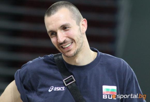 Боян Йорданов започна да тренира с топка