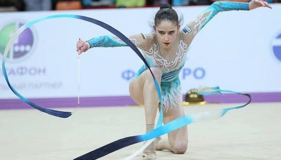 Невяна Владинова спечели поредното контролно на националния по художествена гимнастика