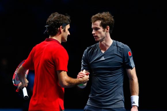 Федерер, Мъри и Раонич се закачат в Twitter