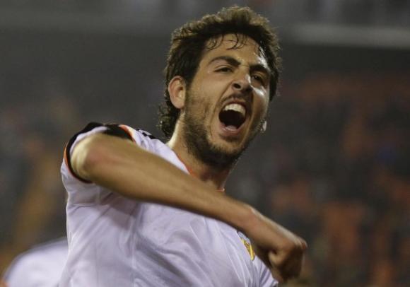 Валенсия продължава със силните игри с победа над Ла Коруня (видео)