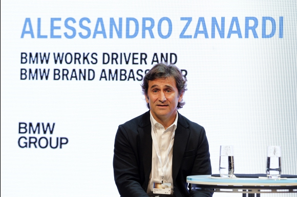 """Занарди ще се състезава за BMW в """"24-часа на """"Спа"""""""""""