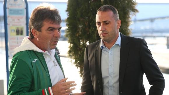 Ивайло Петев обяви всички национали за Италия - Божинов се завърна в състава