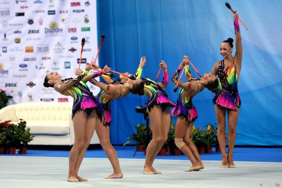 Жанина Трашлиева е освободена от състава на националния отбор по художествена гимнастика