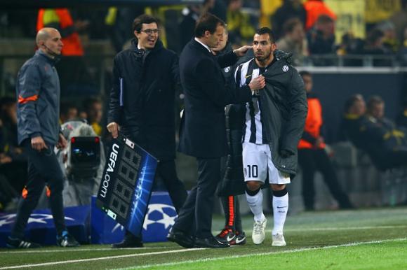 Алегри: Успехът ни е важен за целия италиански футбол