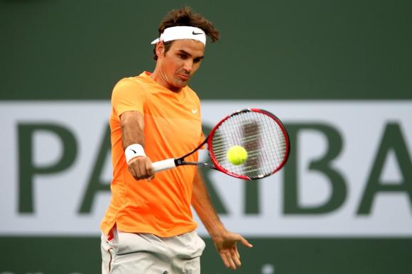 Федерер с 50-а победа в Индиън Уелс