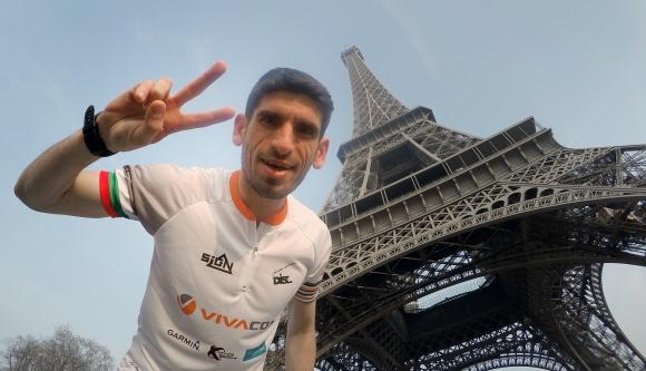 VIVACOM става основен спонсор на планинския бегач Кирил Николов - Дизела