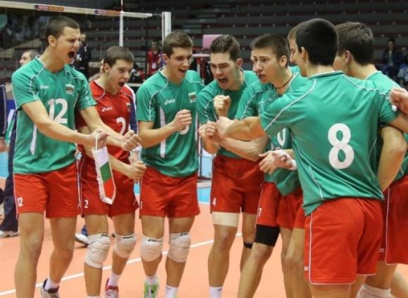 Кадетите на България ще играят контроли с Русия