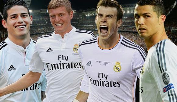 Мадрид може да бие Барса само с индивидуалности