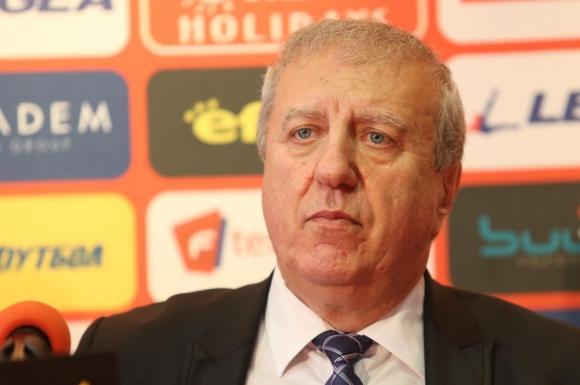 Томов потвърди за предстоящата промяна в собствеността на ЦСКА