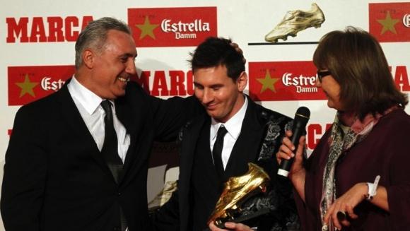 Стоичков пак възпламени Испания: Не сравнявайте легендата Меси с човек, който е към края на кариерата си