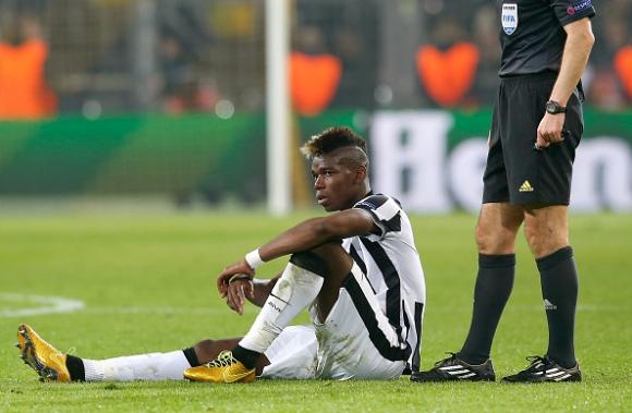 Тежък удар за Юве - Погба пропуска остатъка от сезона