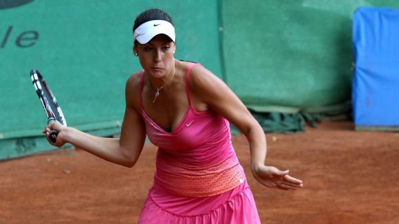 Джулия Терзийска е на полуфинал в Египет