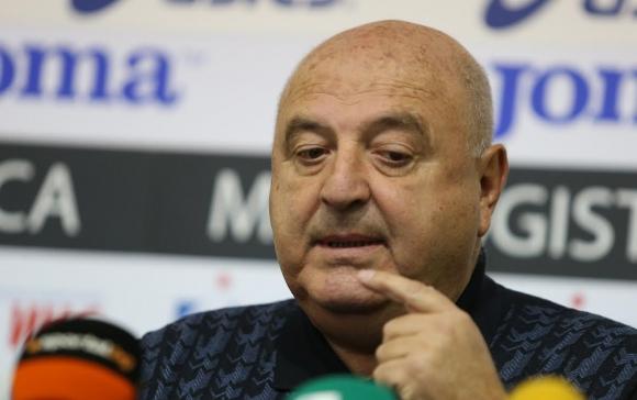Венци Стефанов: Томов е политик със затихващи функции, скоро няма да го има в ЦСКА