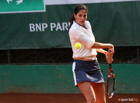 Шиникова на 1/2-финал в Тунис