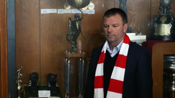 Стойчо Младенов обяви причините за раздялата с любимия си отбор