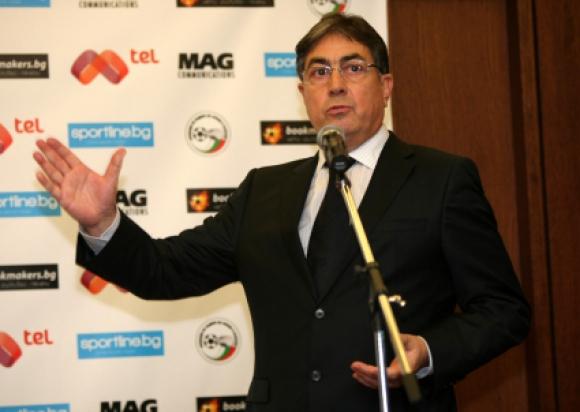 Орманджиев: Явно Стойчо е знаел, че няма да спечели