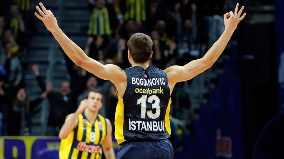 Богдан Богданович е №1 на седмицата в Евролигата