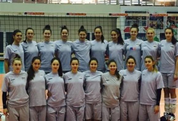 Девойките на България се преместиха в Пловдив