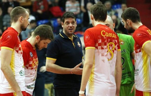 Пламен Константинов и Губерния с драматична загуба в плейофите за 5/8-о място в Русия (ВИДЕО)