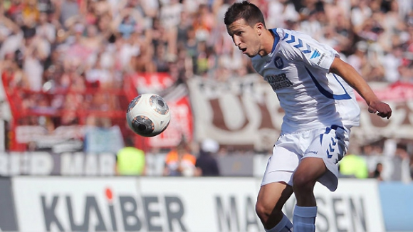Мицански остава в борбата за Първа Бундеслига