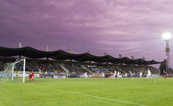 Младежите играят с Австрия на исторически за България стадион