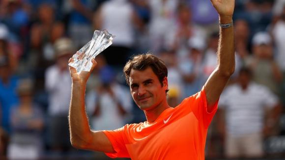 Федерер: Ще забравя всичко след 25 минути