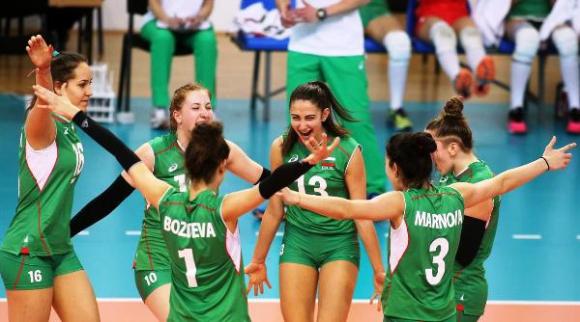 Девойките на България с втора загуба на Европейското след драматично 2:3 от Холандия