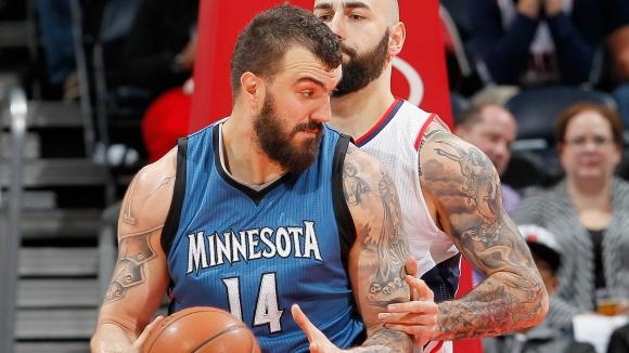 Пекович пропуска остатъка от сезона в НБА