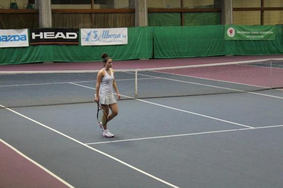 Златанова отпадна на четврътфиналите в Ираклион