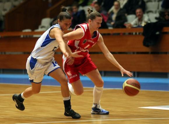 Олга Дубровина е МВП на редовния сезон на НБЛ за жени