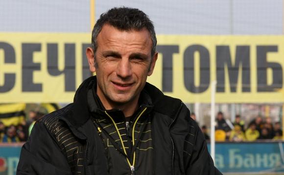Петър Пенчев: Надявам се срещу Литекс да се върнем на пътя на победите