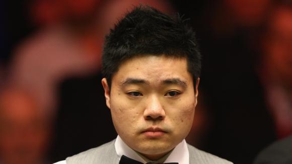 Дзюнхуей се справи с Хигинс и е на 1/2-финал пред родна публика
