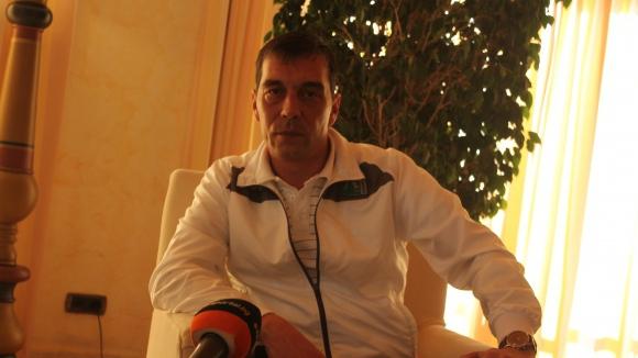 Петричев: Честито на Левски, ще играят финал с Черно море