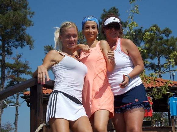 Санта Марина е домакин на втория тенис турнир от Weekend Тour
