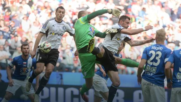 Легия с рекорден триумф за купата в Полша