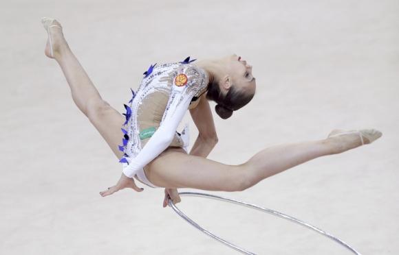 Кудрявцева с три златни медала на европейското по художествена гимнастика