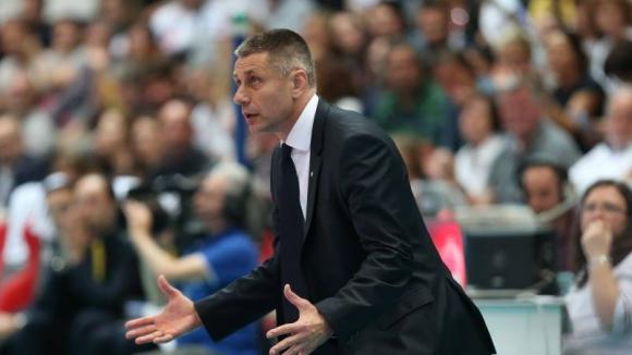 Радо Стойчев: Заслугата за победата е изцяло на момчетата и аз нямам нищо общо (ВИДЕО)