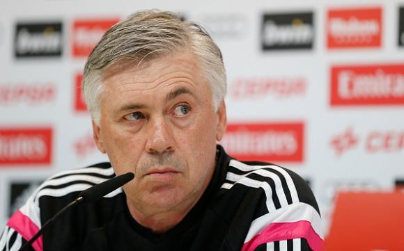 Анчелоти: Срещу Юве ще е много по-различно от мачовете с Атлетико
